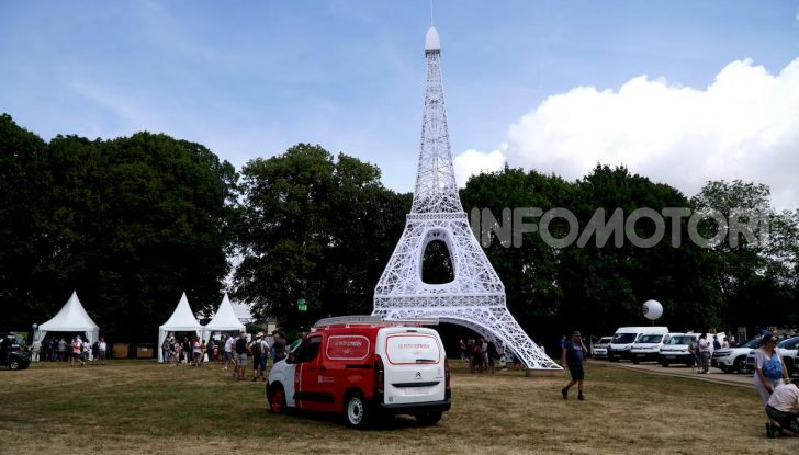 Il Raduno del Secolo: siamo stati al Centenario di Citroën a La Ferté-Vidame - Foto 27 di 43