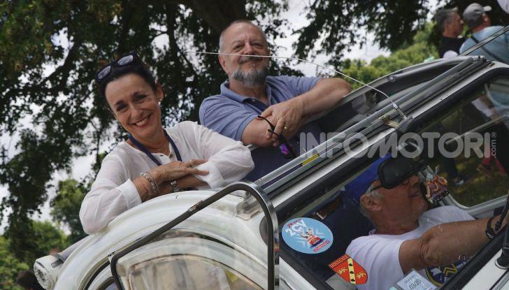Il Raduno del Secolo: siamo stati al Centenario di Citroën a La Ferté-Vidame - Foto 29 di 43