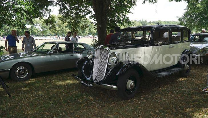 Il Raduno del Secolo: siamo stati al Centenario di Citroën a La Ferté-Vidame - Foto 32 di 43