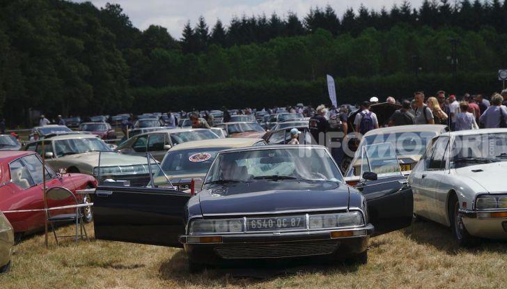 Il Raduno del Secolo: siamo stati al Centenario di Citroën a La Ferté-Vidame - Foto 36 di 43