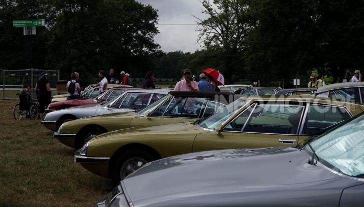 Il Raduno del Secolo: siamo stati al Centenario di Citroën a La Ferté-Vidame - Foto 14 di 43
