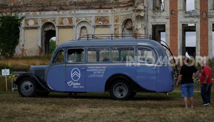 Il Raduno del Secolo: siamo stati al Centenario di Citroën a La Ferté-Vidame - Foto 13 di 43