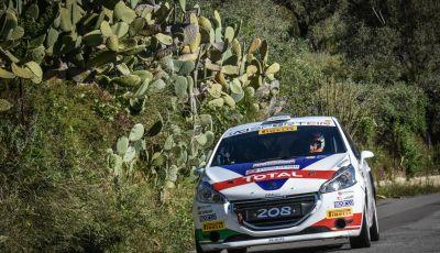 Ciuffi difende la leadership nel campionato 2RM con la PEUGEOT 208R2 ufficiale