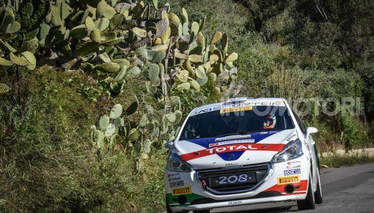 Ciuffi difende la leadership nel campionato 2RM con la PEUGEOT 208R2 ufficiale - Foto 1 di 3
