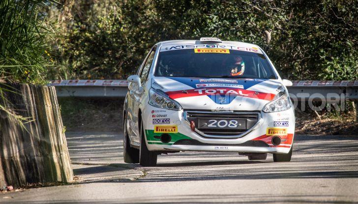Ciuffi difende la leadership nel campionato 2RM con la PEUGEOT 208R2 ufficiale - Foto 2 di 3