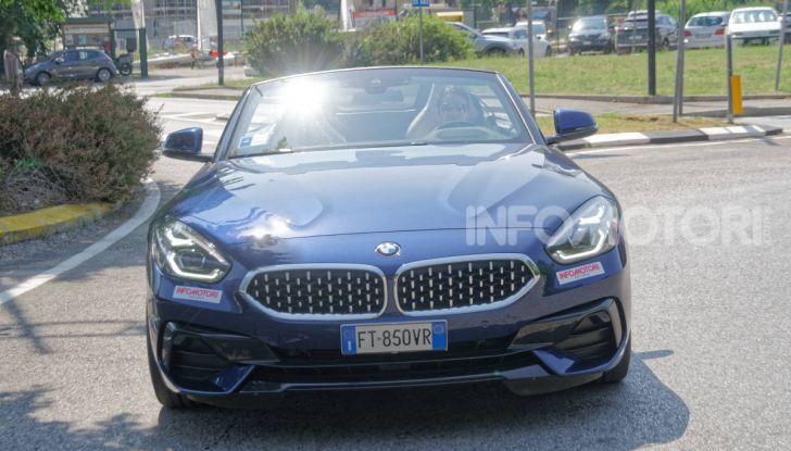 [VIDEO] Prova BMW Z4 20i: la spider di Monaco si fa più matura e seriosa - Foto 1 di 55