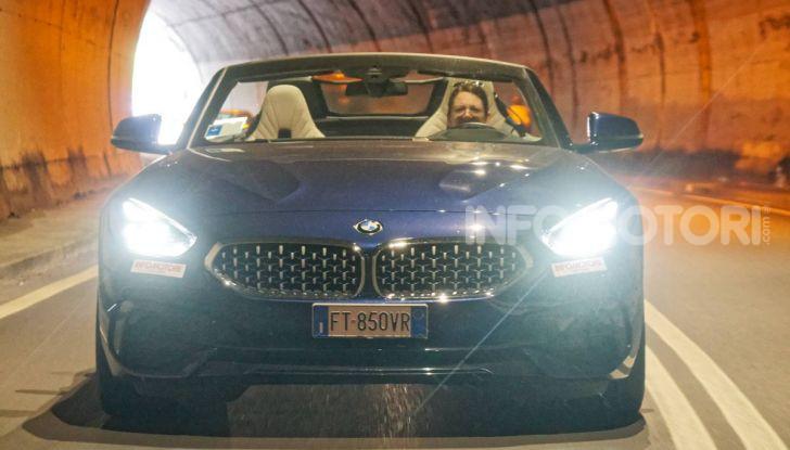 [VIDEO] Prova BMW Z4 20i: la spider di Monaco si fa più matura e seriosa - Foto 2 di 55