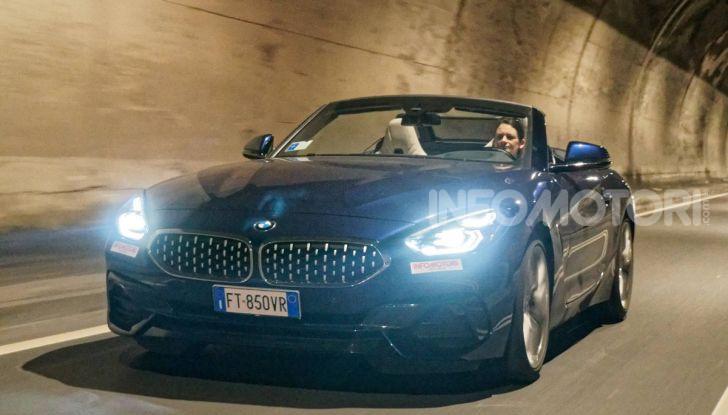 [VIDEO] Prova BMW Z4 20i: la spider di Monaco si fa più matura e seriosa - Foto 3 di 55