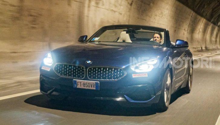 [VIDEO] Prova BMW Z4 20i: la spider di Monaco si fa più matura e seriosa - Foto 4 di 55