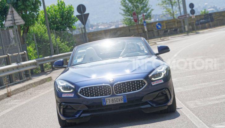 [VIDEO] Prova BMW Z4 20i: la spider di Monaco si fa più matura e seriosa - Foto 5 di 55