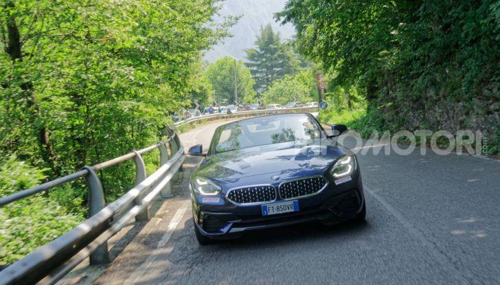 [VIDEO] Prova BMW Z4 20i: la spider di Monaco si fa più matura e seriosa - Foto 6 di 55