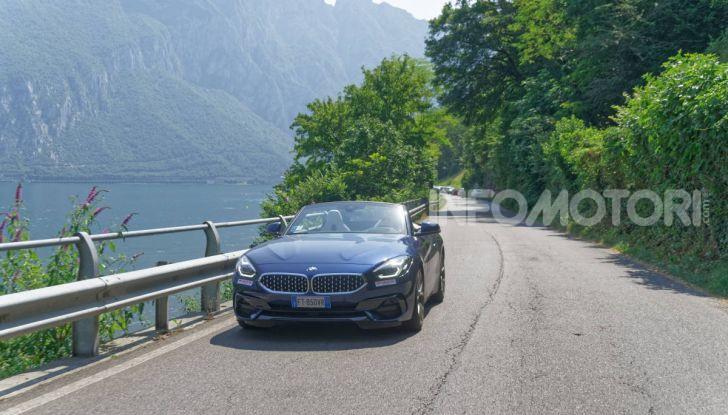 [VIDEO] Prova BMW Z4 20i: la spider di Monaco si fa più matura e seriosa - Foto 8 di 55
