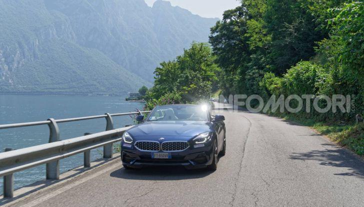 [VIDEO] Prova BMW Z4 20i: la spider di Monaco si fa più matura e seriosa - Foto 9 di 55