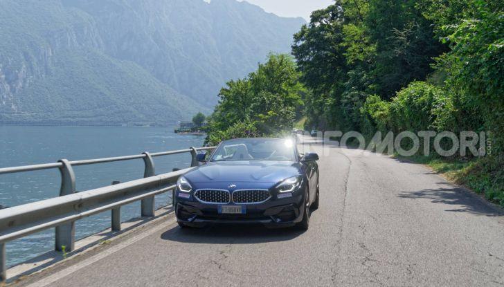[VIDEO] Prova BMW Z4 20i: la spider di Monaco si fa più matura e seriosa - Foto 10 di 55