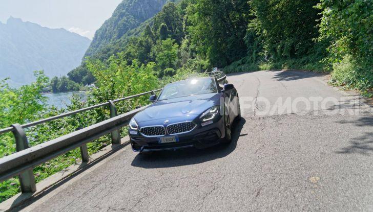 [VIDEO] Prova BMW Z4 20i: la spider di Monaco si fa più matura e seriosa - Foto 12 di 55