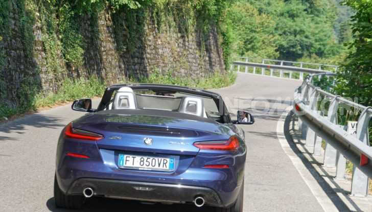 [VIDEO] Prova BMW Z4 20i: la spider di Monaco si fa più matura e seriosa - Foto 15 di 55