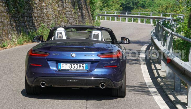 [VIDEO] Prova BMW Z4 20i: la spider di Monaco si fa più matura e seriosa - Foto 16 di 55