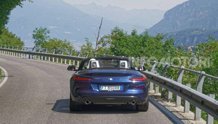 [VIDEO] Prova BMW Z4 20i: la spider di Monaco si fa più matura e seriosa - Foto 18 di 55