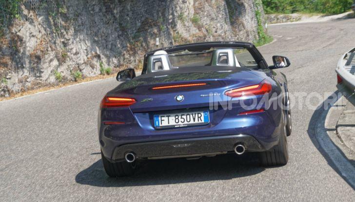 [VIDEO] Prova BMW Z4 20i: la spider di Monaco si fa più matura e seriosa - Foto 20 di 55