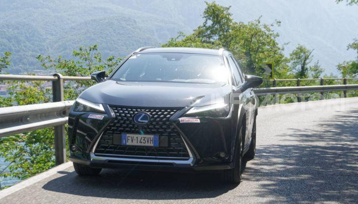 [VIDEO] Lexus UX 250h, il premium hybrid ha l'asso nella manica! - Foto 5 di 58