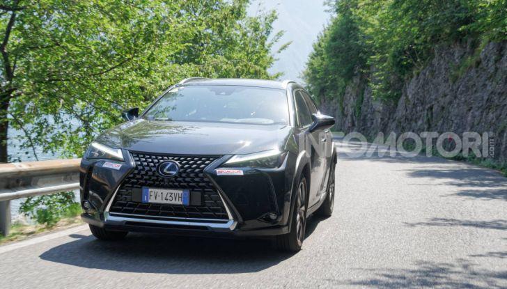 [VIDEO] Lexus UX 250h, il premium hybrid ha l'asso nella manica! - Foto 7 di 58
