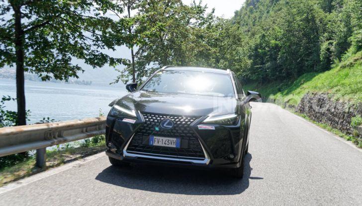 [VIDEO] Lexus UX 250h, il premium hybrid ha l'asso nella manica! - Foto 10 di 58