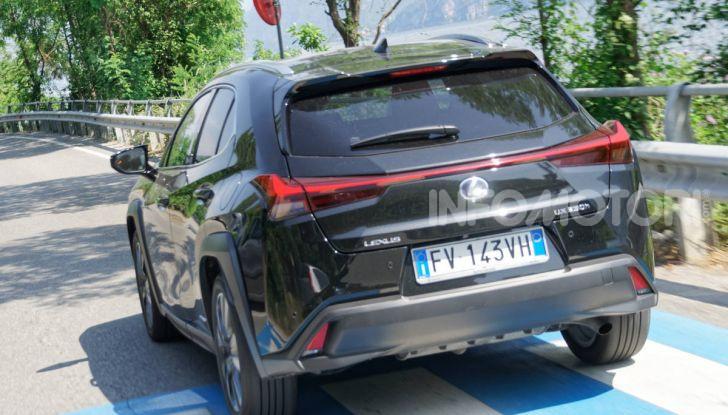 [VIDEO] Lexus UX 250h, il premium hybrid ha l'asso nella manica! - Foto 12 di 58