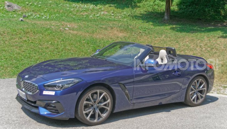 BMW Z4 2019 estetica