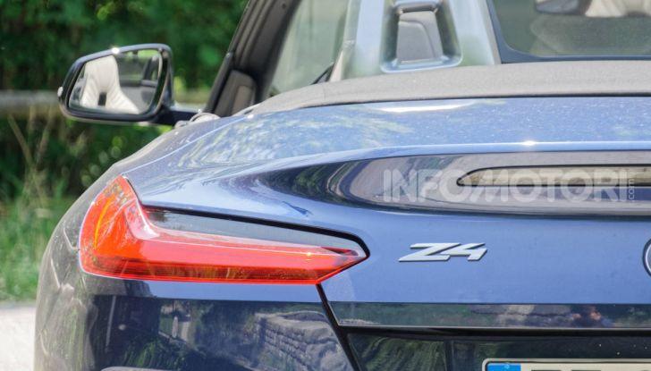 [VIDEO] Prova BMW Z4 20i: la spider di Monaco si fa più matura e seriosa - Foto 31 di 55