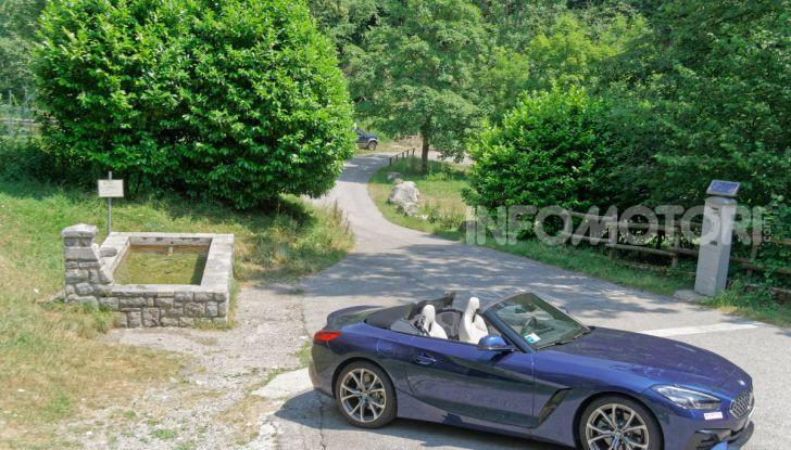 [VIDEO] Prova BMW Z4 20i: la spider di Monaco si fa più matura e seriosa - Foto 34 di 55