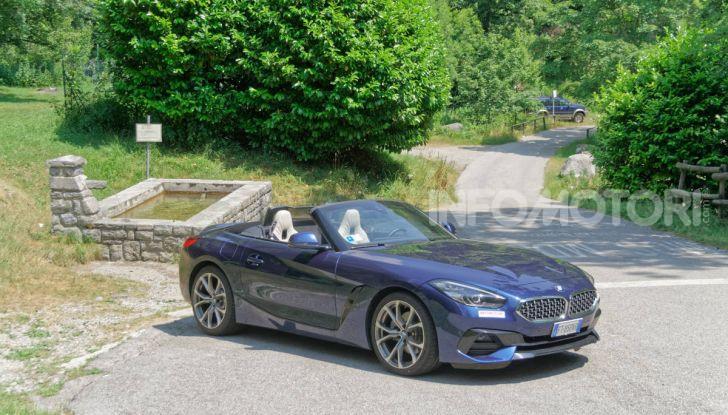 [VIDEO] Prova BMW Z4 20i: la spider di Monaco si fa più matura e seriosa - Foto 36 di 55