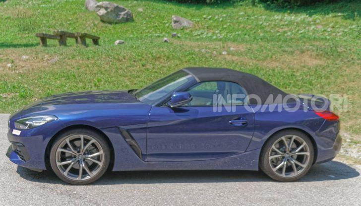 [VIDEO] Prova BMW Z4 20i: la spider di Monaco si fa più matura e seriosa - Foto 40 di 55