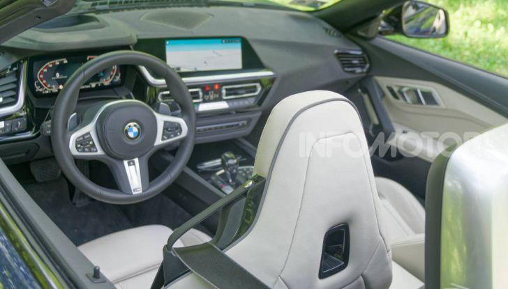 [VIDEO] Prova BMW Z4 20i: la spider di Monaco si fa più matura e seriosa - Foto 51 di 55