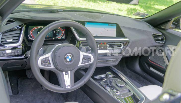 [VIDEO] Prova BMW Z4 20i: la spider di Monaco si fa più matura e seriosa - Foto 52 di 55
