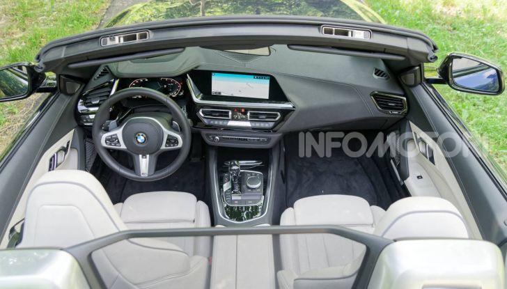 BMW Z4 2019 interni