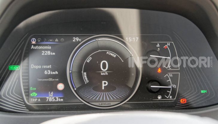 [VIDEO] Lexus UX 250h, il premium hybrid ha l'asso nella manica! - Foto 17 di 58