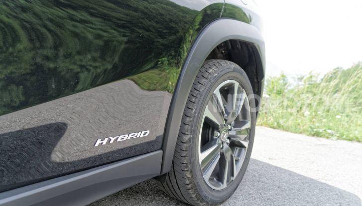 [VIDEO] Lexus UX 250h, il premium hybrid ha l'asso nella manica! - Foto 39 di 58