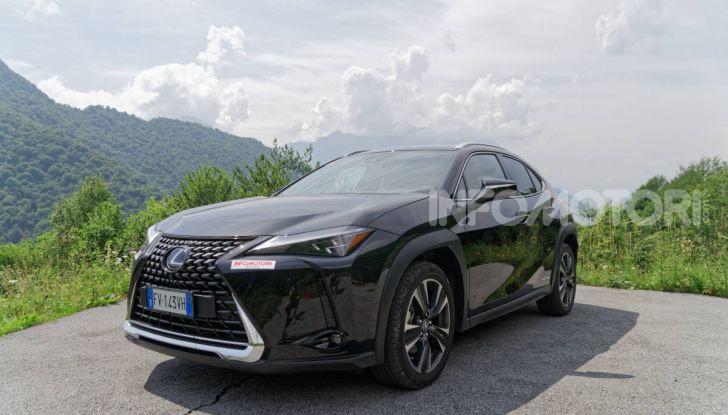 [VIDEO] Lexus UX 250h, il premium hybrid ha l'asso nella manica! - Foto 42 di 58