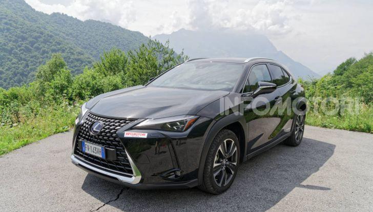 [VIDEO] Lexus UX 250h, il premium hybrid ha l'asso nella manica! - Foto 43 di 58