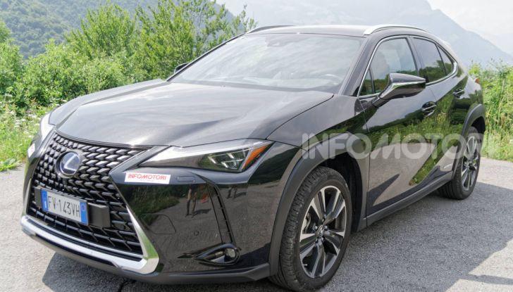 [VIDEO] Lexus UX 250h, il premium hybrid ha l'asso nella manica! - Foto 44 di 58