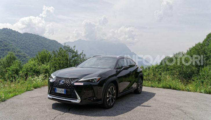 [VIDEO] Lexus UX 250h, il premium hybrid ha l'asso nella manica! - Foto 45 di 58