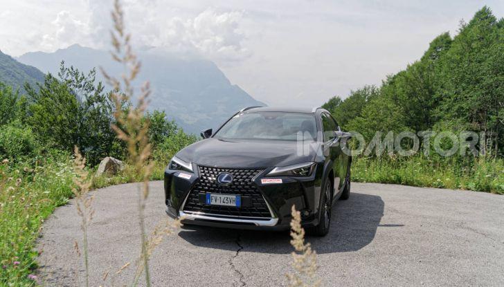 [VIDEO] Lexus UX 250h, il premium hybrid ha l'asso nella manica! - Foto 46 di 58