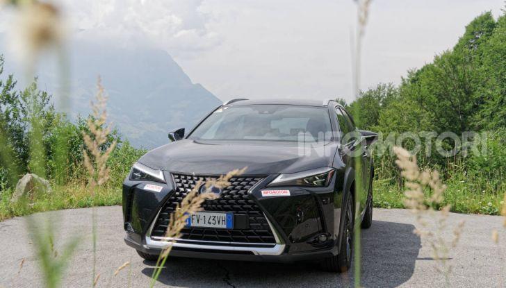 [VIDEO] Lexus UX 250h, il premium hybrid ha l'asso nella manica! - Foto 47 di 58