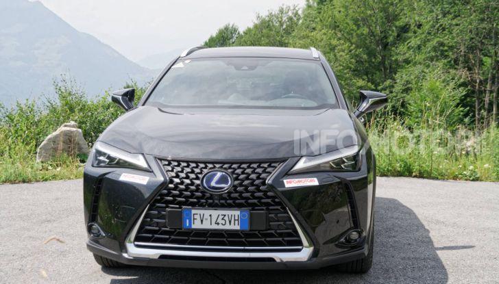 [VIDEO] Lexus UX 250h, il premium hybrid ha l'asso nella manica! - Foto 48 di 58