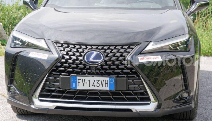 [VIDEO] Lexus UX 250h, il premium hybrid ha l'asso nella manica! - Foto 49 di 58