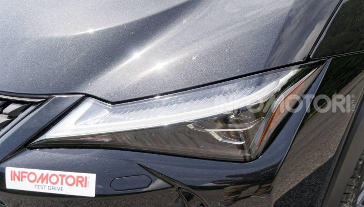 [VIDEO] Lexus UX 250h, il premium hybrid ha l'asso nella manica! - Foto 50 di 58