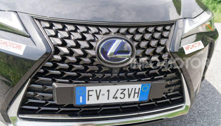 [VIDEO] Lexus UX 250h, il premium hybrid ha l'asso nella manica! - Foto 51 di 58
