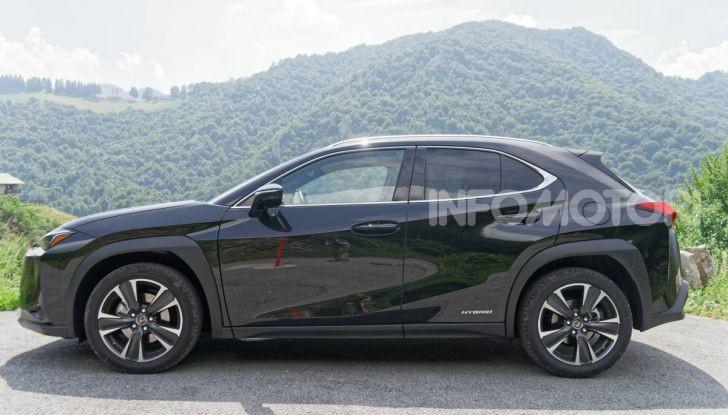 [VIDEO] Lexus UX 250h, il premium hybrid ha l'asso nella manica! - Foto 53 di 58
