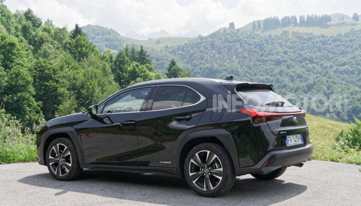 [VIDEO] Lexus UX 250h, il premium hybrid ha l'asso nella manica! - Foto 56 di 58