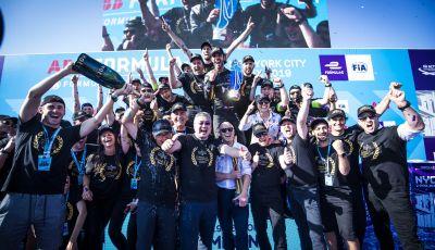 DS Techeetah e Jean Eric Vergne campioni del mondo di Formula E